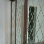 Раздвижная, зеркальная дверь в шкаф-купе